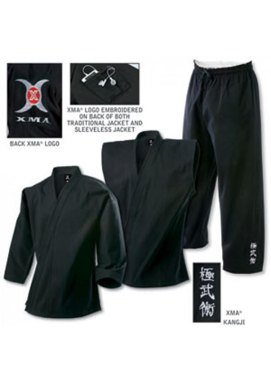XMA® 3-Piece Traditional Uniform Set