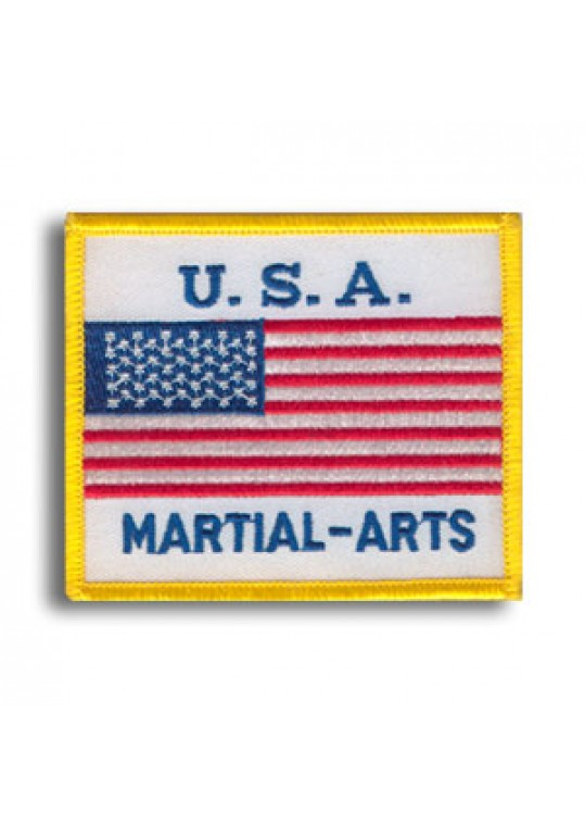 USA-Martial Arts Patch